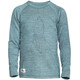 Röjk Kids SuperBase Sweater Green Wolf